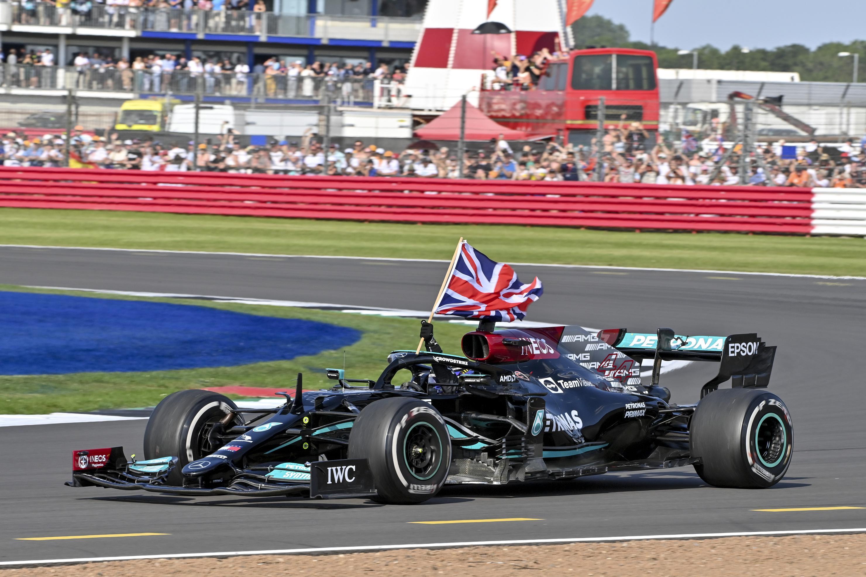 Mercedes-AMG Petronas Formula One Team / Silverstone GP 2021