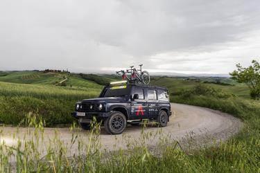 2B Prototype / Giro 2021 / Grenadiers Wrap